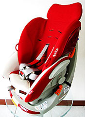 Baby seat is availalble